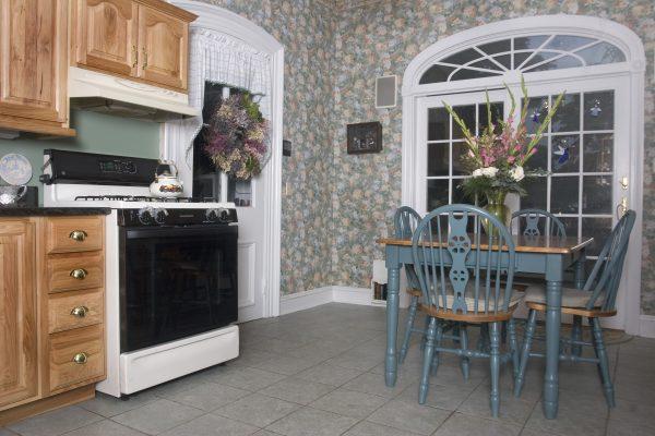 Historical kitchen renovation, Princeton NJ.