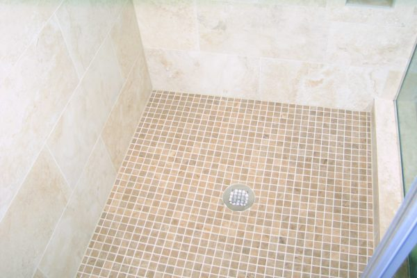 Tile Shower Bathroom