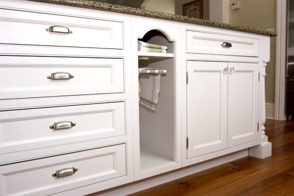 Traditional Arch Kitchen