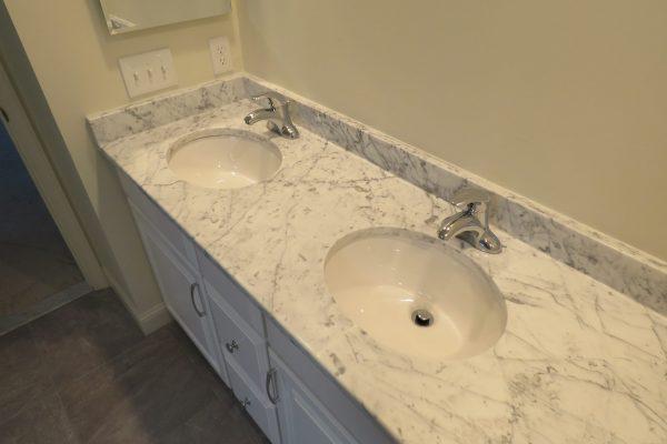 Water Restoration Bathroom
