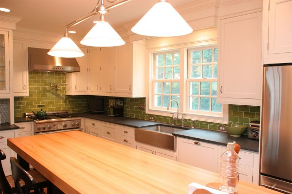 Beautiful-Green-Kitchen-in-Princeton